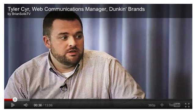 Dunkin' Donutsから学ぶ3つのソーシャルメディア・アプローチの基本
