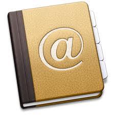 WindowsメールからMac Mailへのアドレス帳お引っ越し